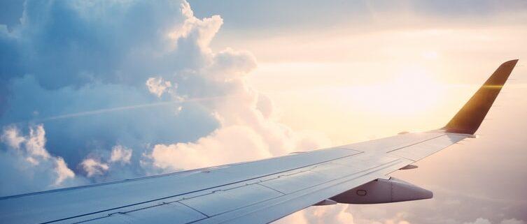 medidas coronavirus avion