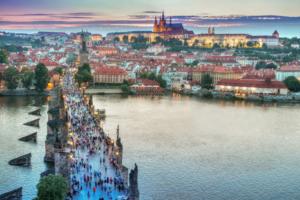 Viajar a Praga por San Valentín